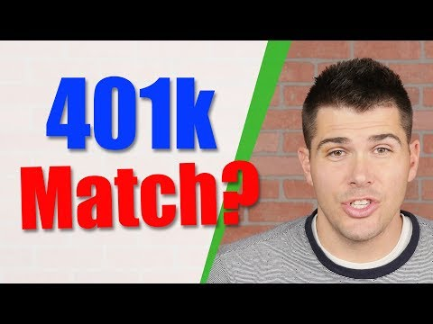 Employer Retirement Match Contributions Explained