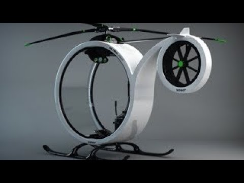 National Geographic 2017 - The Future Helicopter - TV Shows