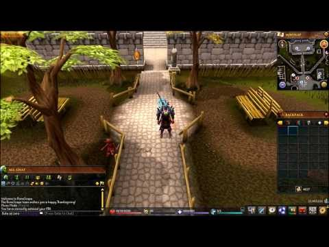 How to get a pet in runescape (non members)