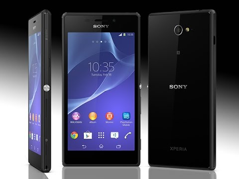 Sony Xperia M2 Hard Reset and Forgot Password Recovery, Factory Reset