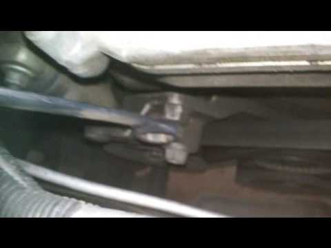 2000 Toyota Corolla Belt Removal and Change
