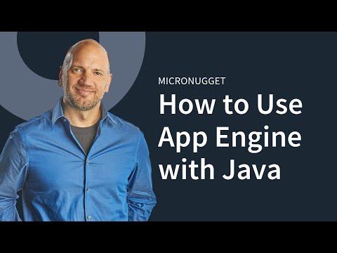 Demo: App Engine Basics (Java)