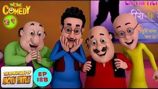 Ek Thee Heroine - Motu Patlu in Hindi -  3D Animated cartoon series for kids  - As on Nickelodeon
