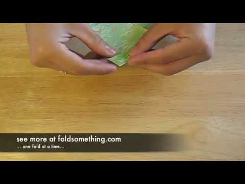 how to make a square base for origami