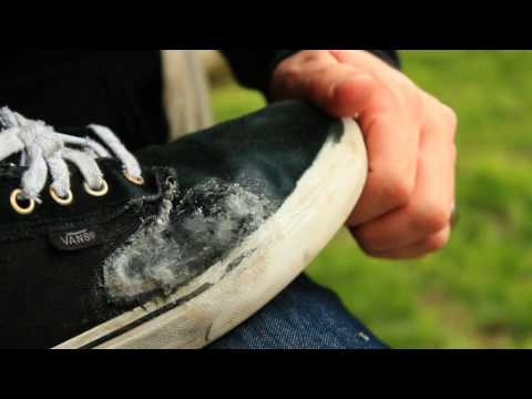 HOW TO REPAIR YOUR SHOES