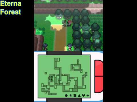 How to get Soothe Bell (Pokémon Platinum)