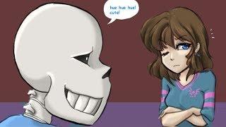 【 Undertale Animation Dubs #36 】Epic Undertale Comic dub Compilation