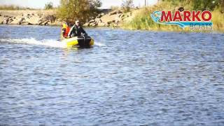 Эконом-класс не значит простой. Надувные лодки серии Голец Mg 320k от Марко Ботс