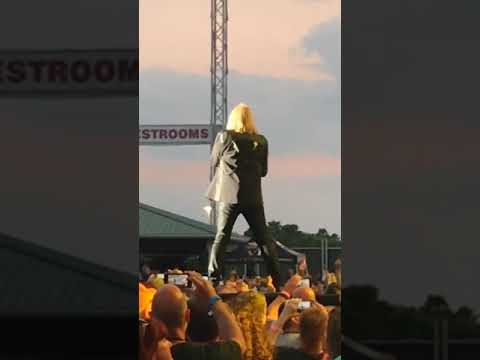 Def Leppard Hysteria Live Hershey, PA 25th May 2018 (Clip)