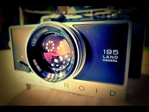 Holy grail when it comes to vintage Polaroid cameras
