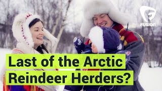 Will this be the last generation of Sami reindeer herders?