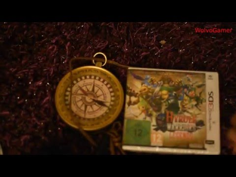Hyrule Warriors Legends Intro - Limited Edition 3DS - First look