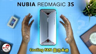 (தமிழ்) Nubia Red Magic 3s Unboxing ⚡ அடி தூள் Gaming Beast