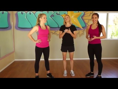 Leg work out for Dancers