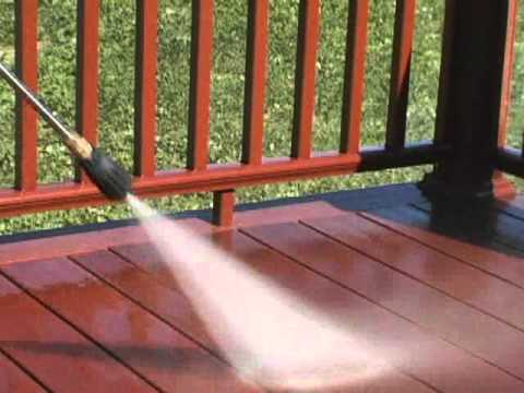 UltraDeck Care and Cleaning