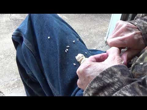 Whittling The Minature Painter Part 3