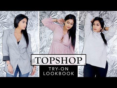 Topshop Try-On Haul / Lookbook   Sonal Maherali