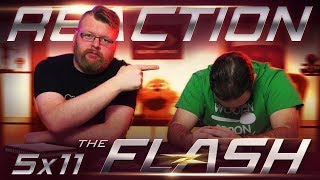 The Flash Season 5 Episode 11 | Seeing Red | REACTION/DISCUSSION