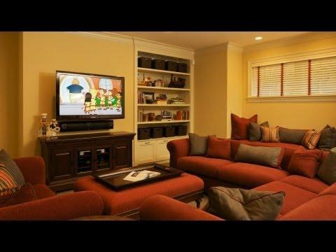 Arrange Furniture around Fireplace & TV | Interior Design