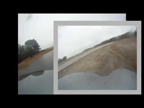 Mini Cooper S - Track day on raining day