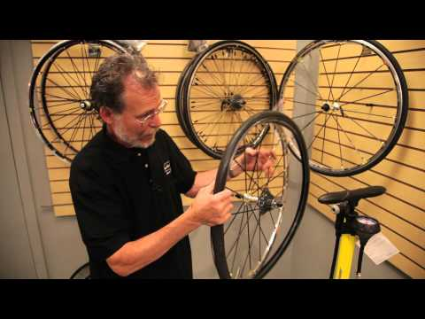 SRC: How To Change Your Bike Tire