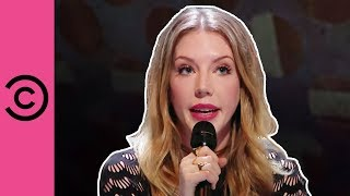 Katherine Ryan on The Worst Thing Said Behind Her Back | Brand New Roast Battle On Comedy Central