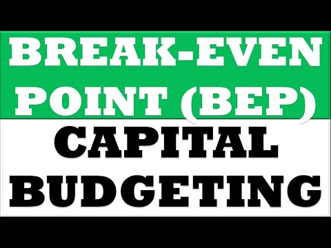 How to Create Break Even Point (BEP) for Multiple Retail Products in MS Office Excel 2016