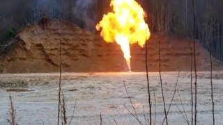 Propane Tank - Huge Explosion