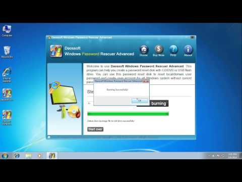 Unlock Windows 8 Administrator Account  -  Forgot Windows 8 Administrator Password