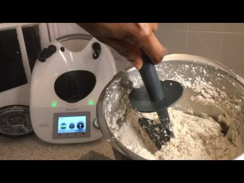 Making Coconut Milk in Thermomix