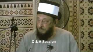 Where Did You Study Islam & How Can I Become Your Student- Sheikh Imran Nazar Hosein 19 July 2011