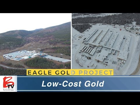 The Yukon's Low-Cost Gold Project  - Victoria Gold