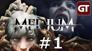 Michi und Fritz spielen THE MEDIUM im Horror-Let's Play - Folge #1