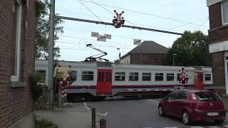 Passage a Niveau Ceroux-Mousty/ Spoorwegovergang/ Level Crossing/ Railroad-/ Bahnübergang