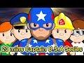 20 Mins Citi Heroes Series 13 Captain USA