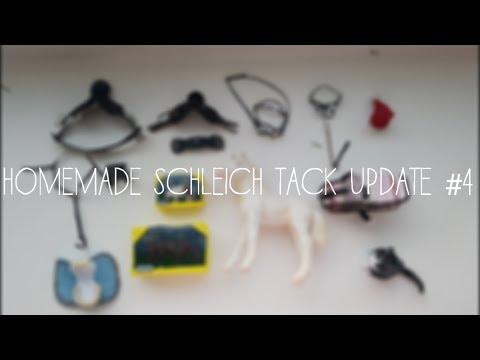 HomeMade Schleich Tack Update #4 |Daisy Stalls|