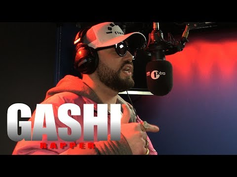 Gashi - Fire In The Booth