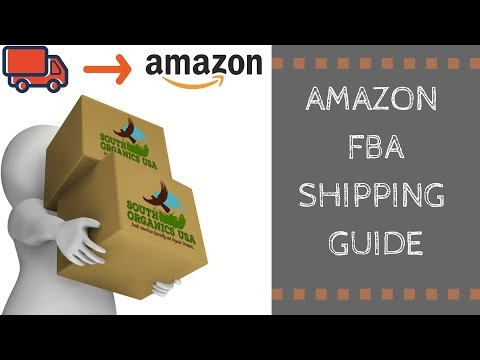 How To Ship To Amazon FBA