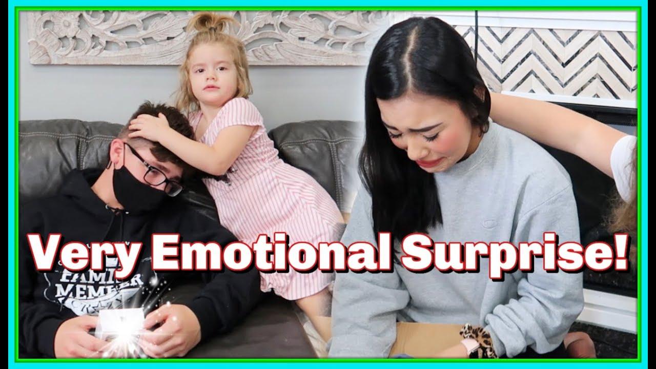 SURPRISING MY ADOPTION TEENS | EMOTIONAL!