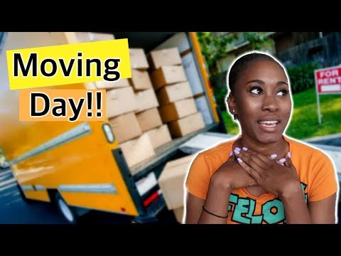 Moving Day! The Run Down