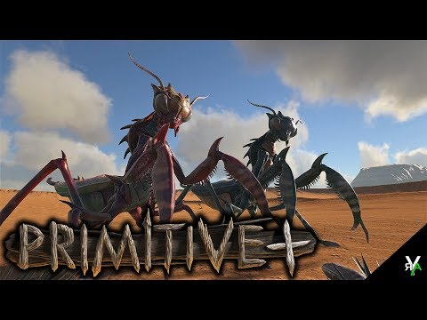 MANTIS OVERLOAD!!- Xbox Ragnarok Primitive Plus EP #40
