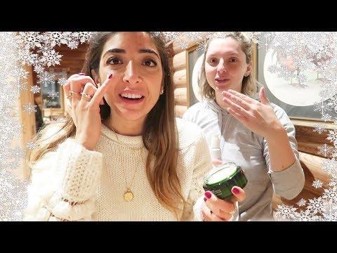 EVENING SKINCARE ROUTINE WITH ESTÉE! | Vlogmas Day 13