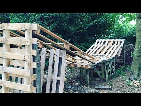 BUILDING A WHALE TALE - building a bike park pt 5