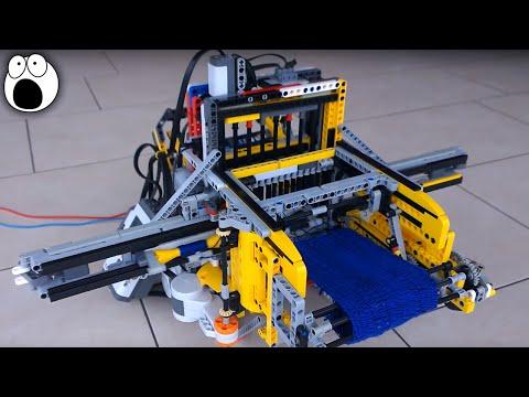 10 MOST AMAZING Lego Machines