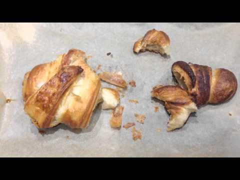 Spelt Croissant test