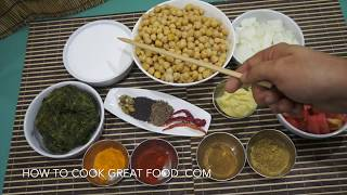 Chickpea Spinach Coconut Curry Recipe Vegan Easy N Tasty