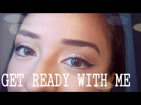 Get Ready With Me - Neutral Makeup Look ♡