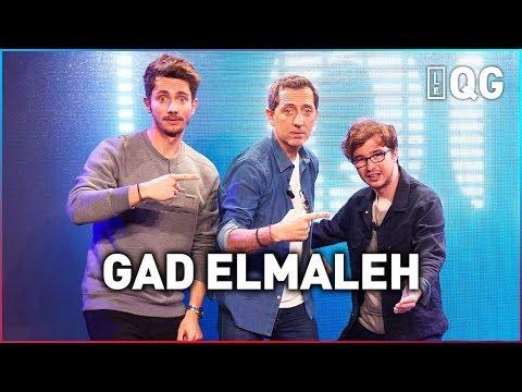 LE QG 27 - LABEEU & GUILLAUME PLEY avec GAD ELMALEH
