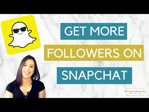 How to get more followers on Snapchat | Top 5 ways to gain more viewers on Snapchat