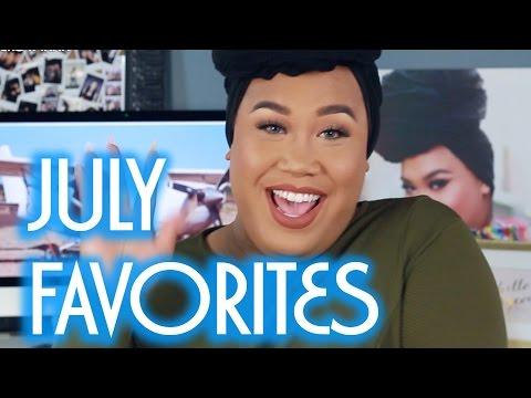 JULY FAVORITES 2016 | PatrickStarrr